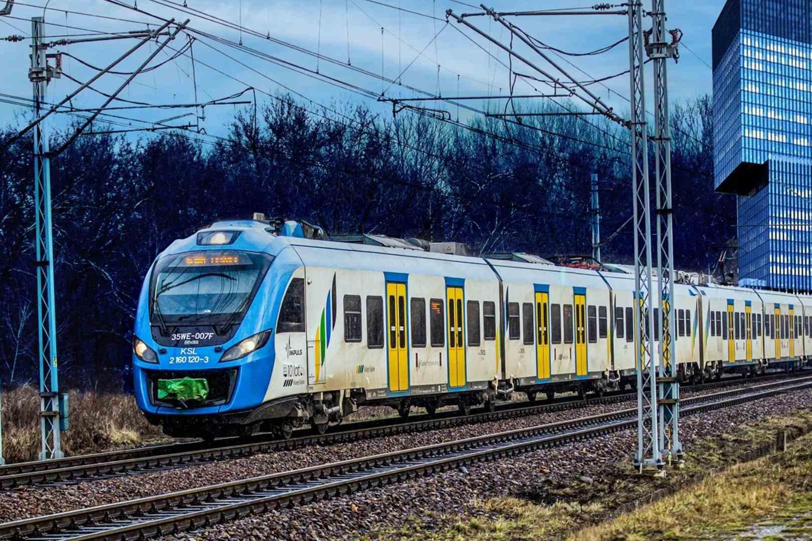 Koleje Śląskie przywracają połączenia na Słowację