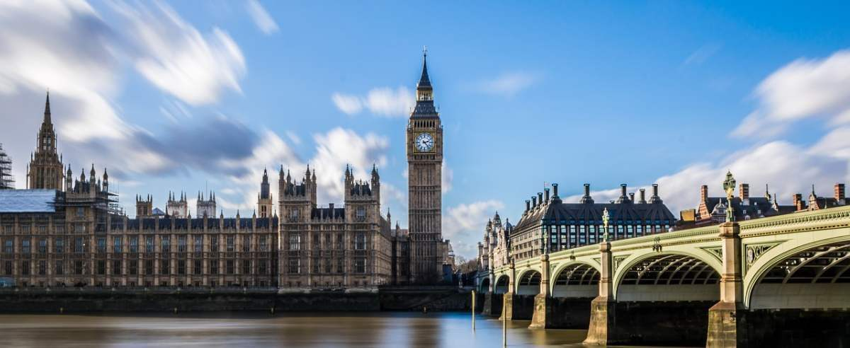 Londyn. Najpopularniejsze miasto w UK