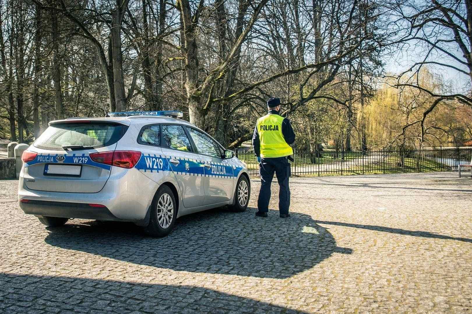 Policja apeluje do Polaków o ostrożność