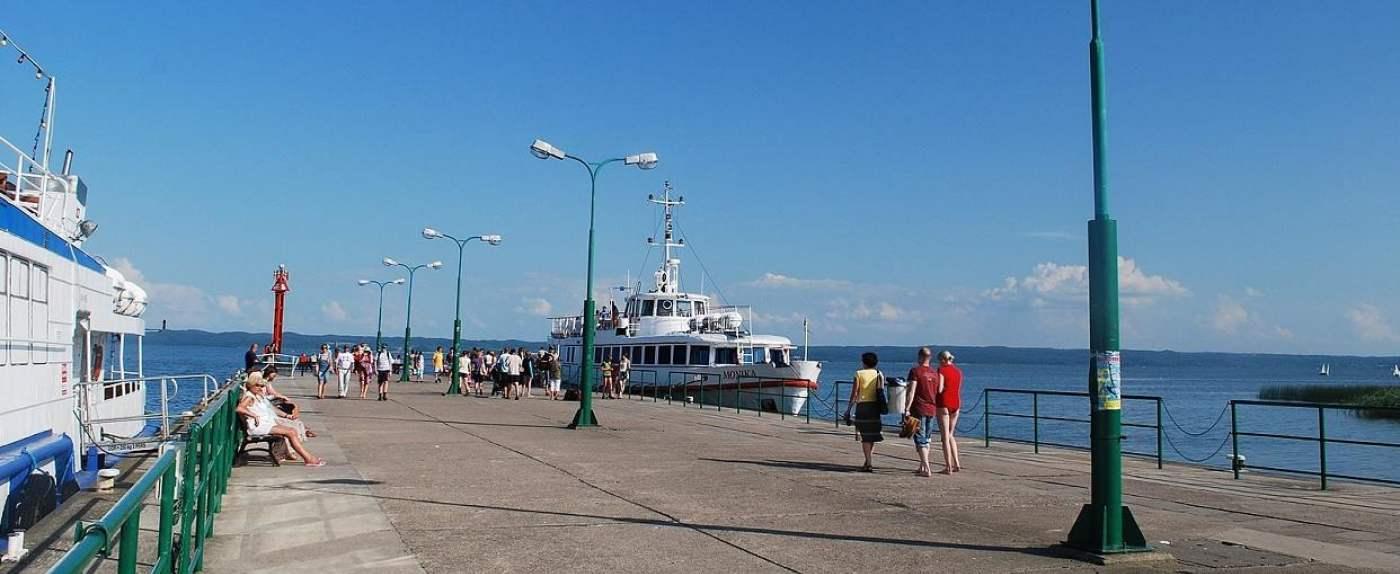 Krynica Morska burmistrz ostrzega