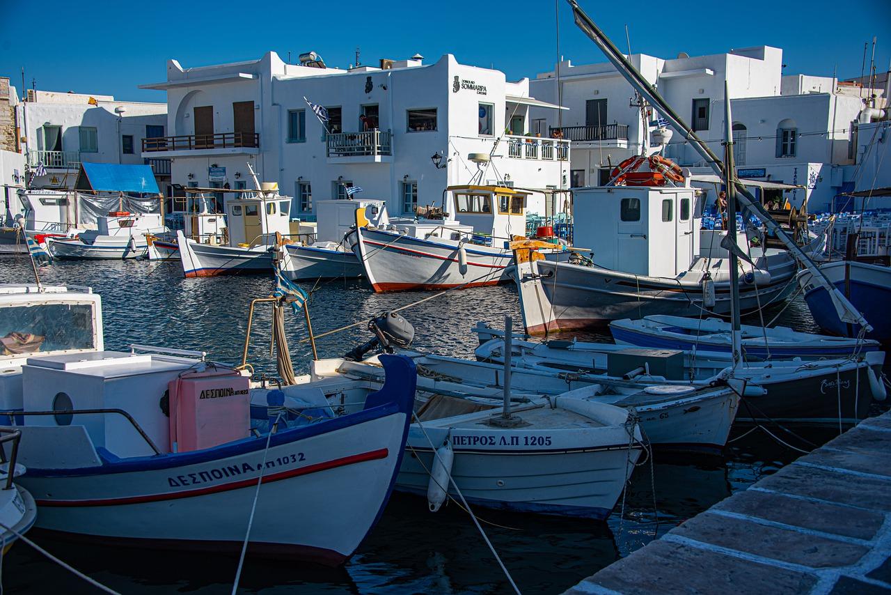 Paros, Grecja