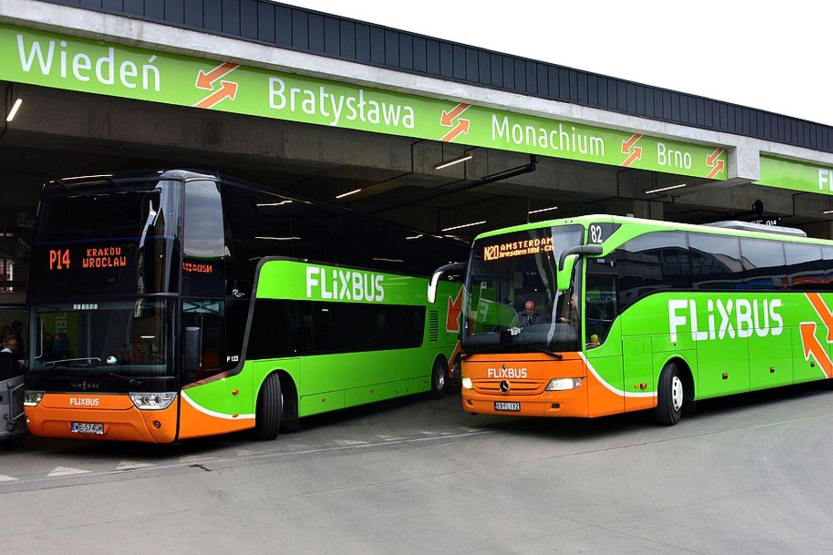 FlixBus ogłasza nowe trasy i wznawia połączenia