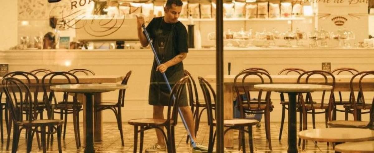 Rząd poproszony o pomoc dla hoteli i restauracji
