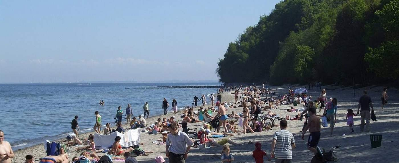 plaża kwestia czasu