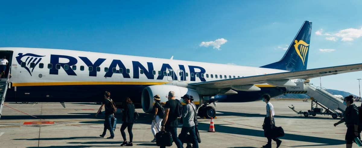 Ryanair na dnie rankingu