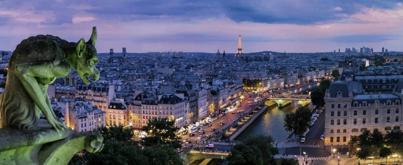 Paryż najdroższe miasto