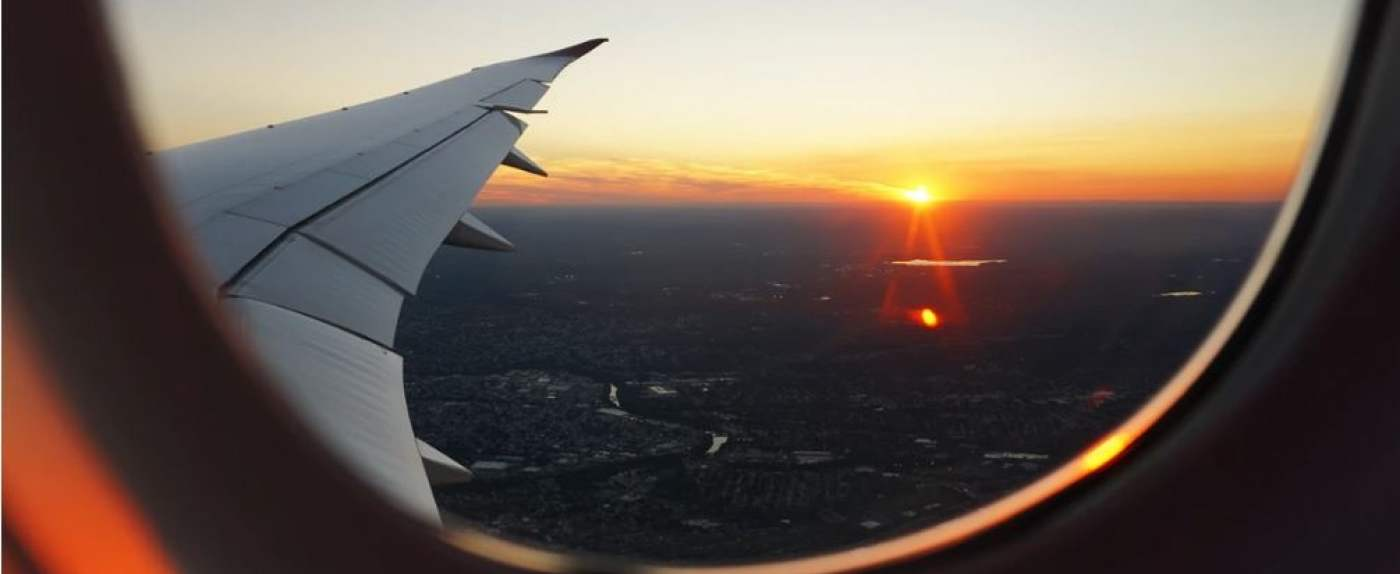 pasażer nie zawsze wybierze samolot