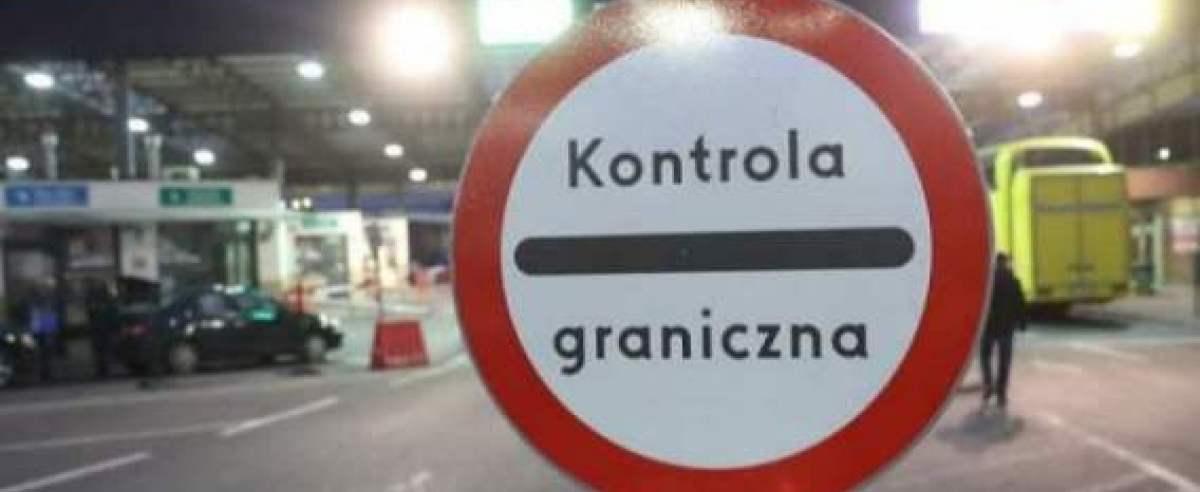 słowacja zamyka część przejść granicznych z Polską