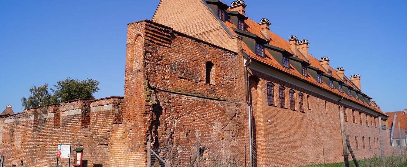 elbląg zamek krzyzacki