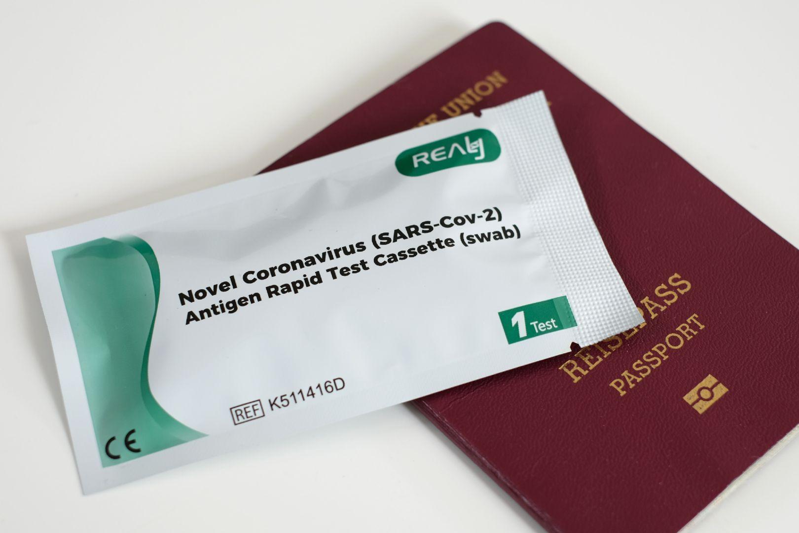 paszporty szczepionkowe mogą wejść w życie w czerwcu