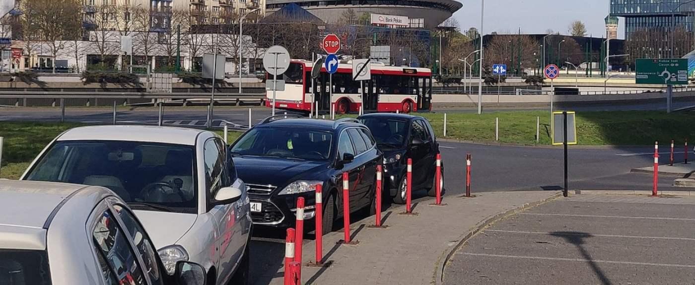 Ceny za parking pod Spodkiem zabolą.