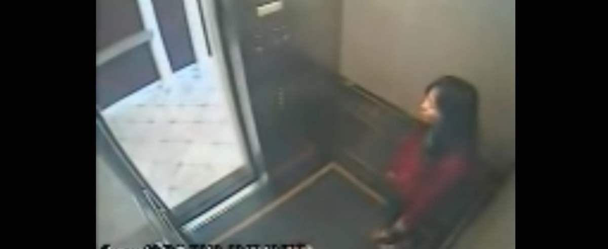 nagranie z hotelu Cecil