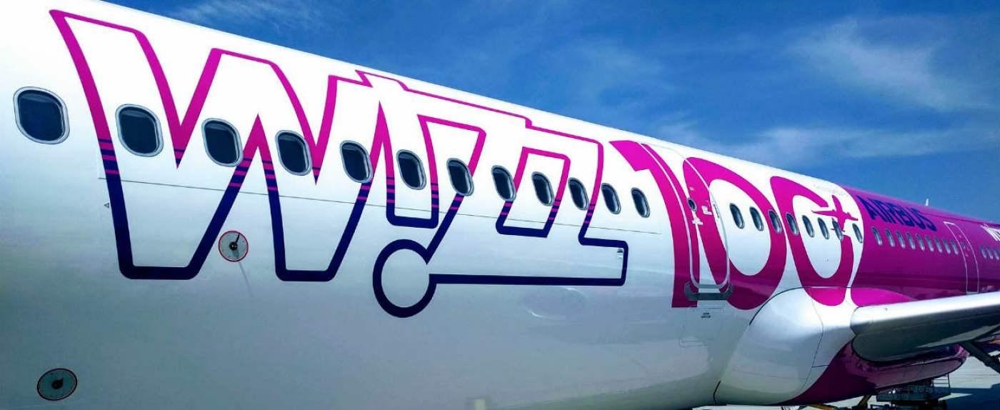 wizzair samolot