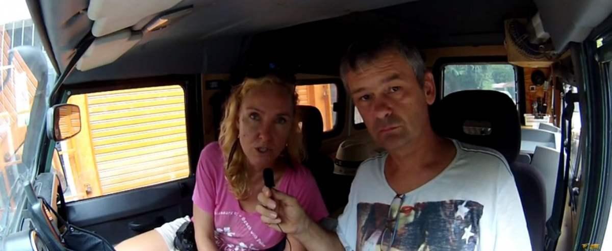 Małżeństwo Polaków w Kolumbii