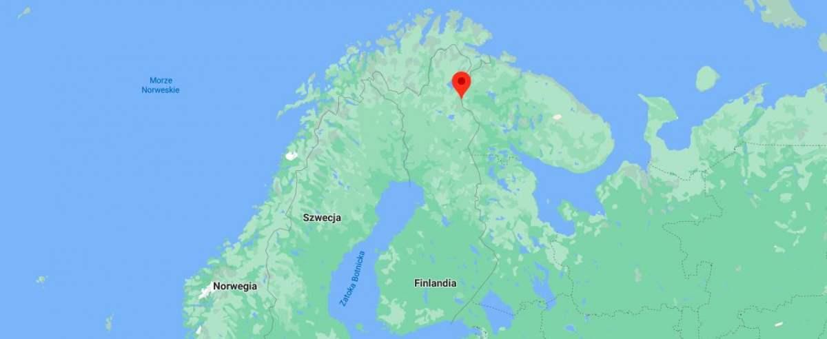 granica między Finlandią a Rosją