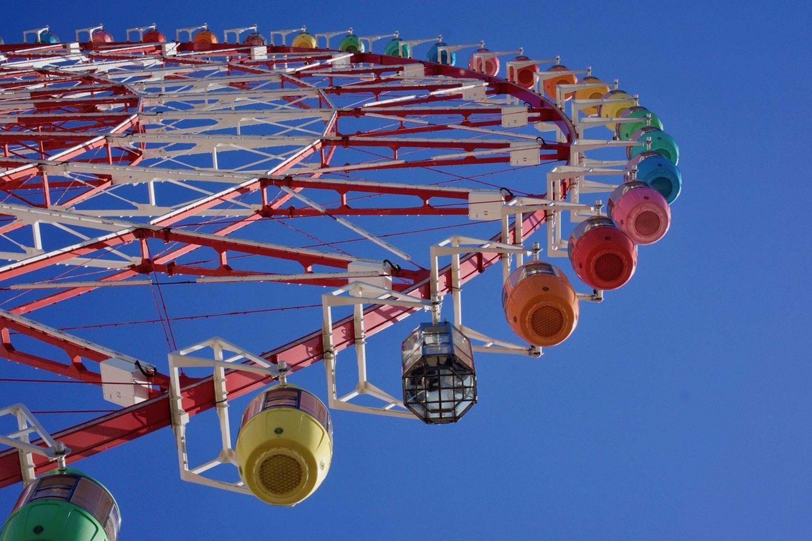 Rząd chce otworzyć parki rozrywki