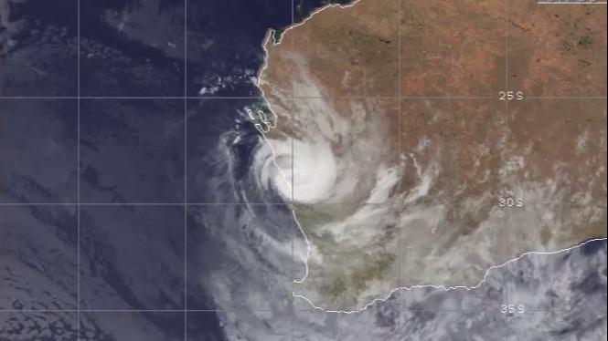 australia cyklon