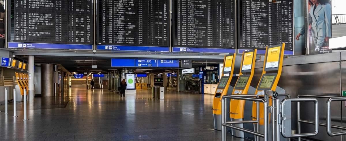 Lotnisko w Wielkiej Brytanii