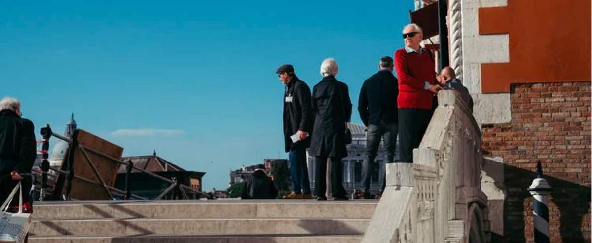 Włochy maja problem z turystami w Wenecji.