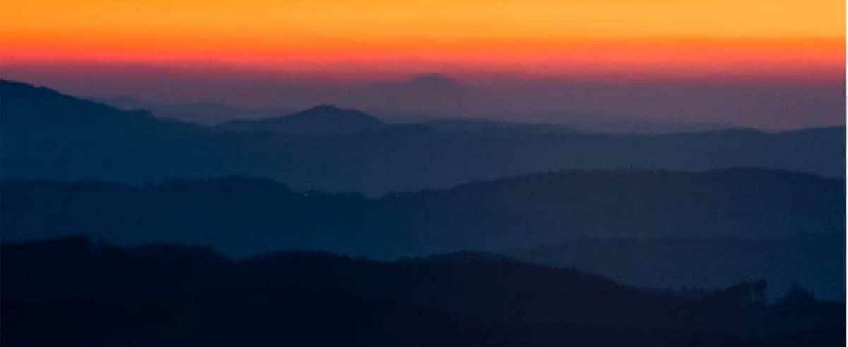zdjęcie Alp z Beskidów