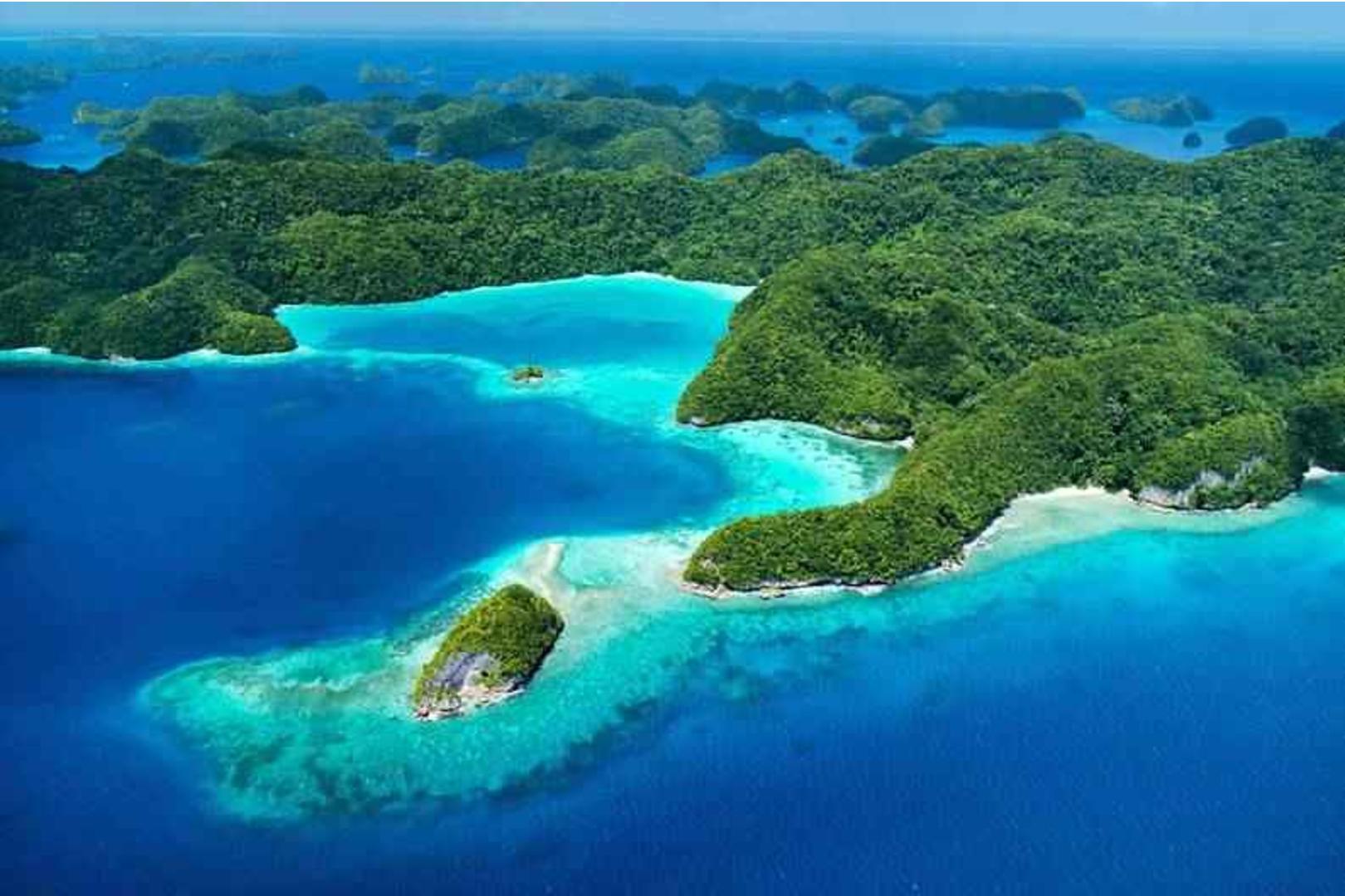 turyści mogą przyjechać do Palau