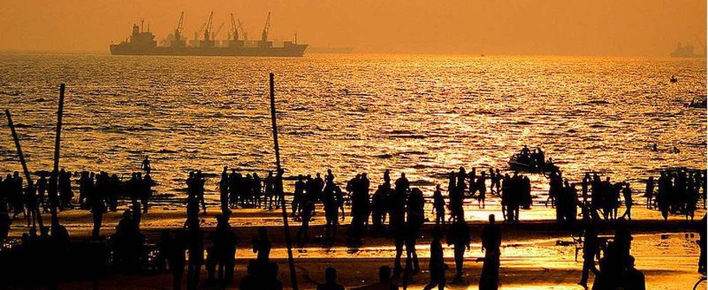 plaża w Bangladeszu