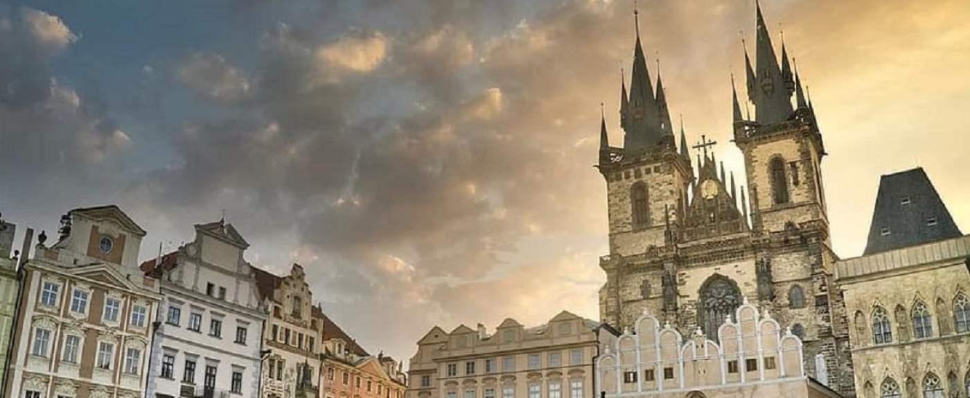 Praga nawiedzone miasto