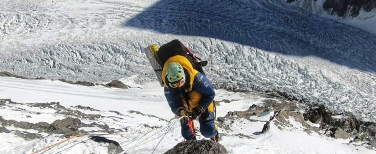 Polka ewakuowana śmigłowcem spod K2
