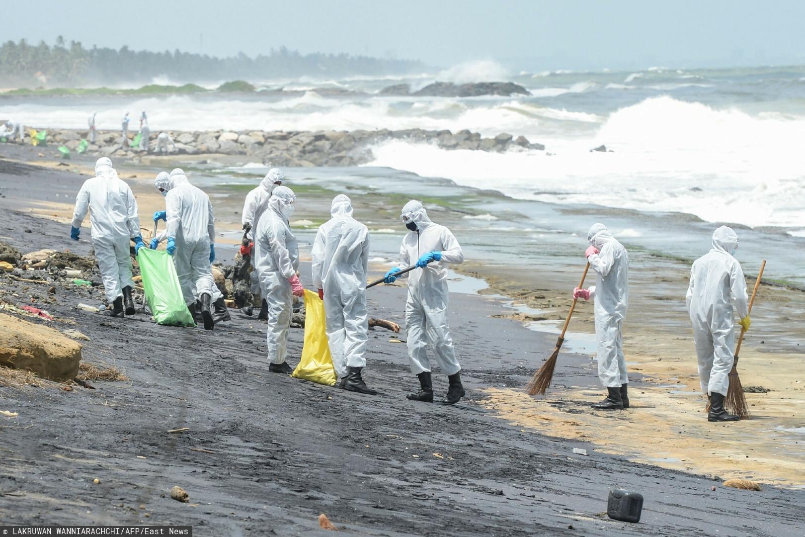 Katastrofa ekologiczna na Sri Lance