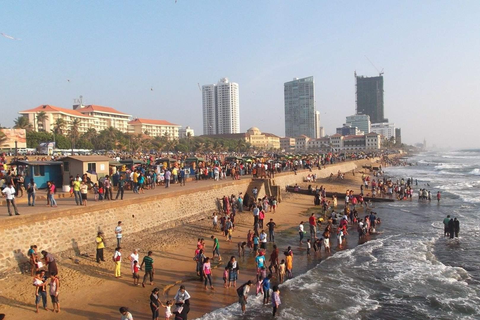 Sri Lanka otwiera granice