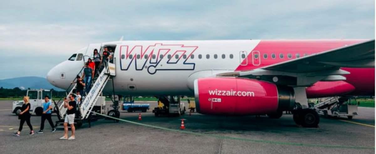 WizzAir nie poleci do Londynu