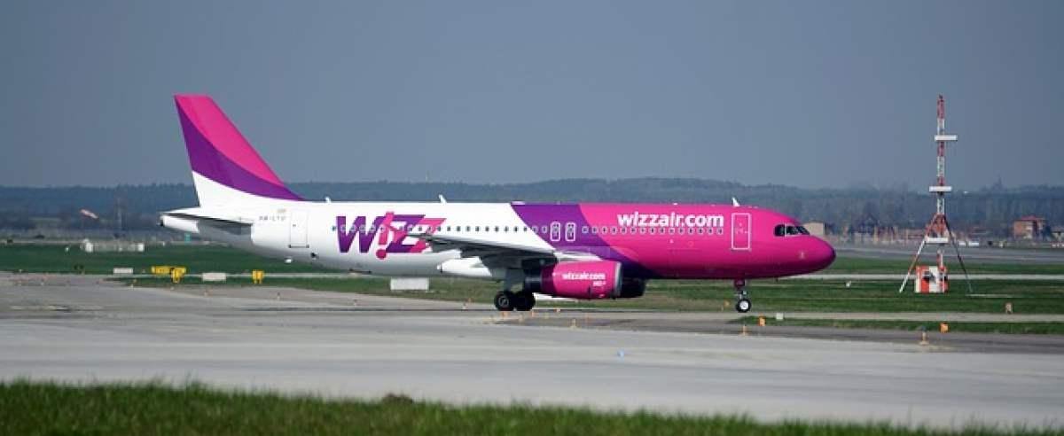 WizzAir podnosi ceny za bagaż
