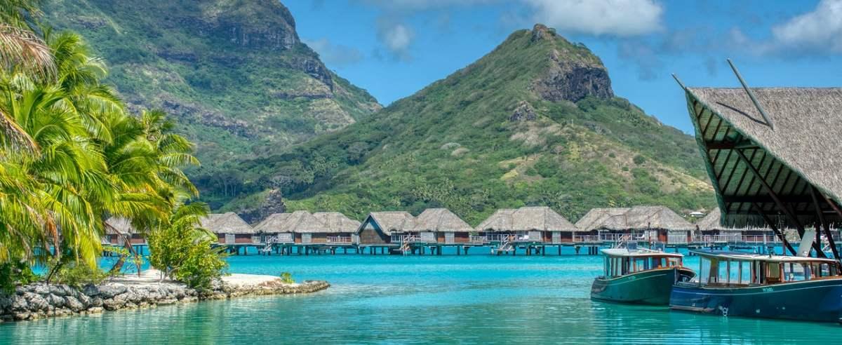 Bora Bora raj dla podróżnych