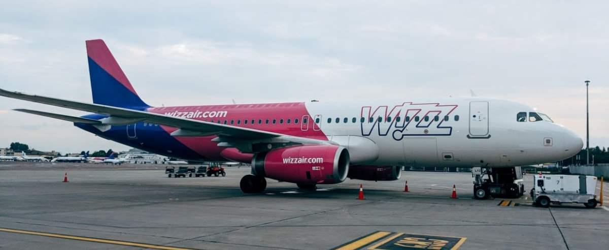 WizzAir nowe bazy