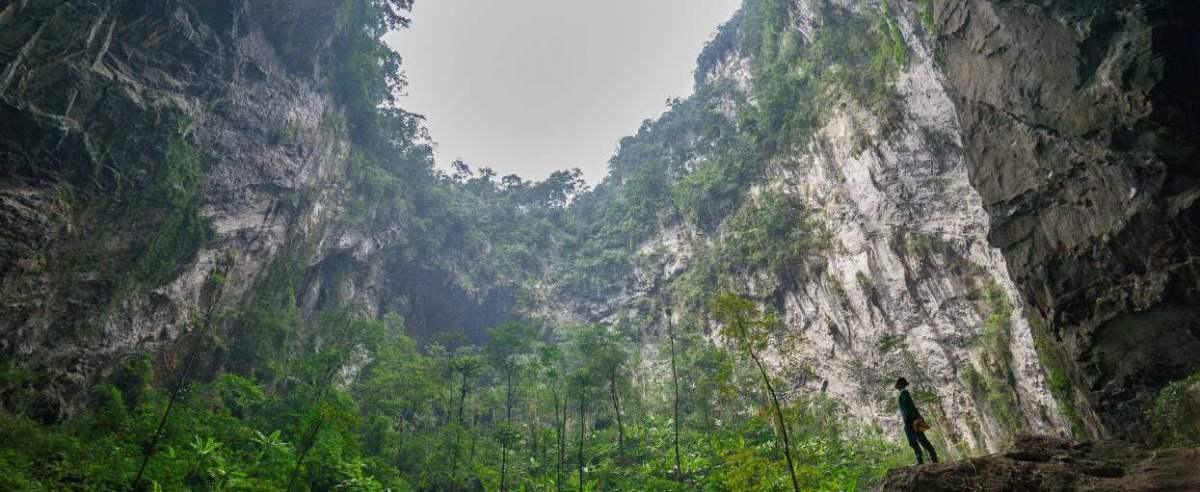 jaskinie największa świata