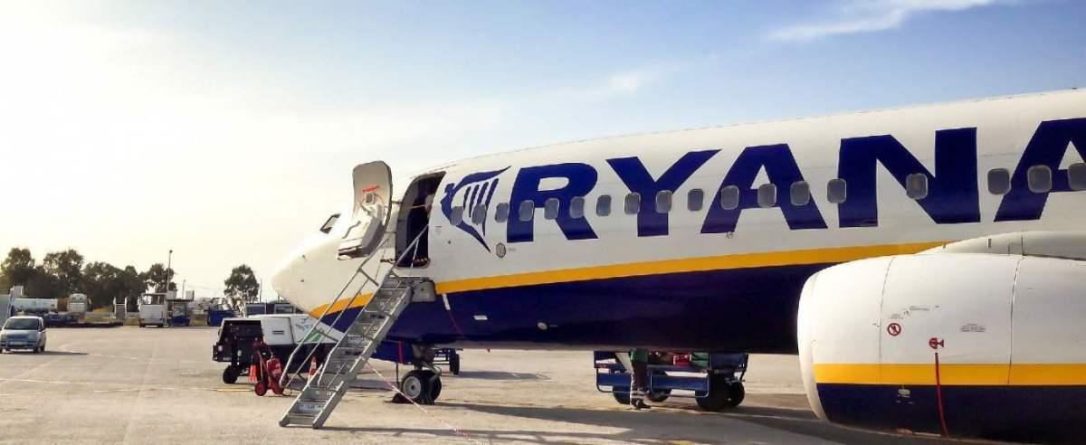 Ryanair nie wpuścił pasażerów na pokład