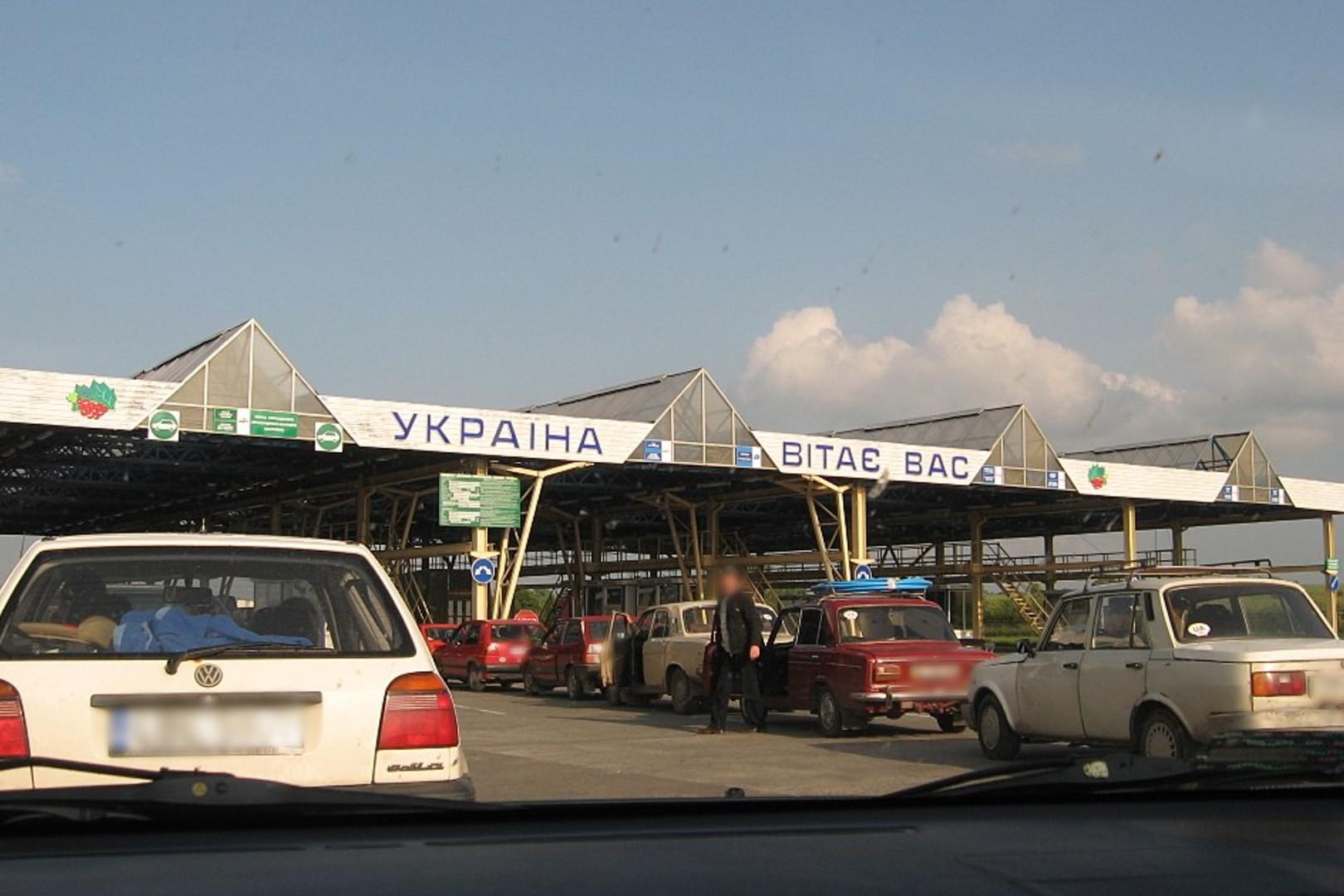 Ukraina zmienia zasady wjazdu
