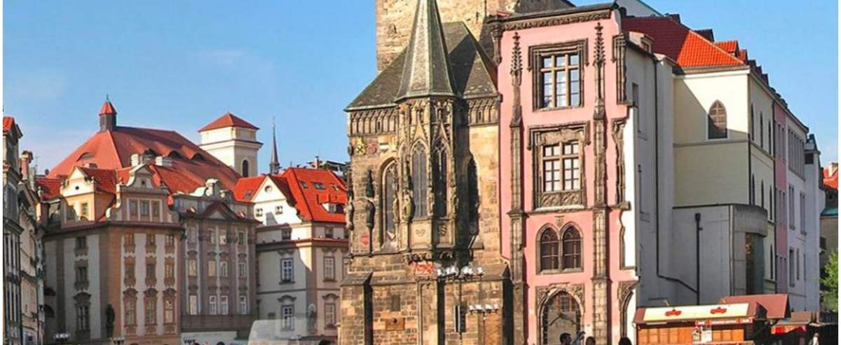 Praga jest piękna