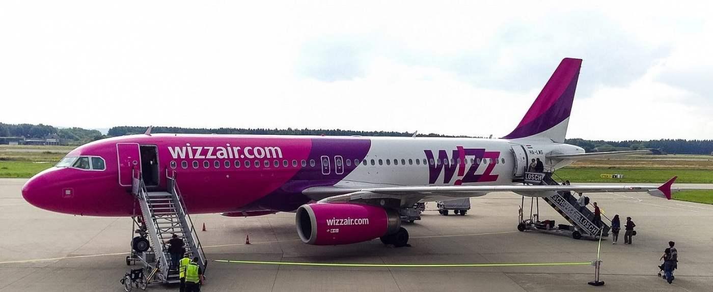 WizzAir nie rezygnuje