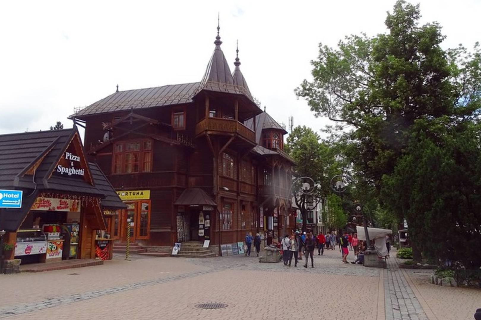 Wszystkie hotele pod Tatrami się otwierają
