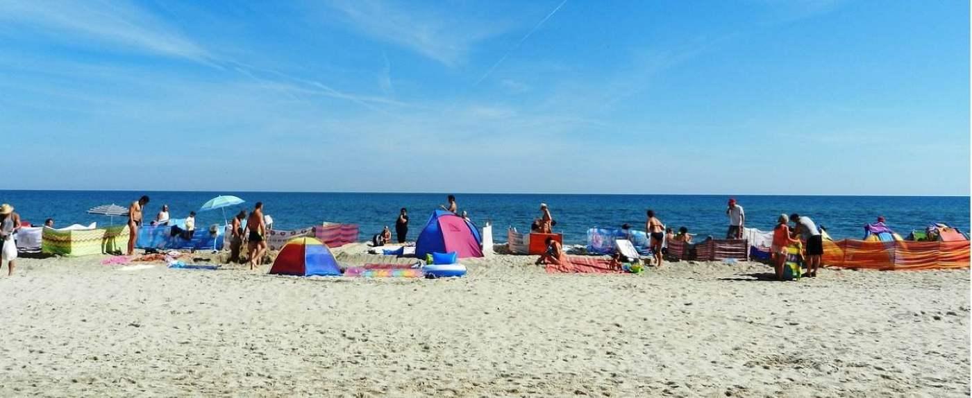 Gdańsk na plażę