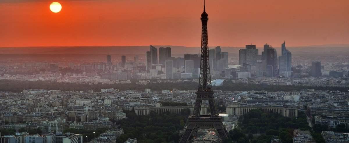 weekend we Francji