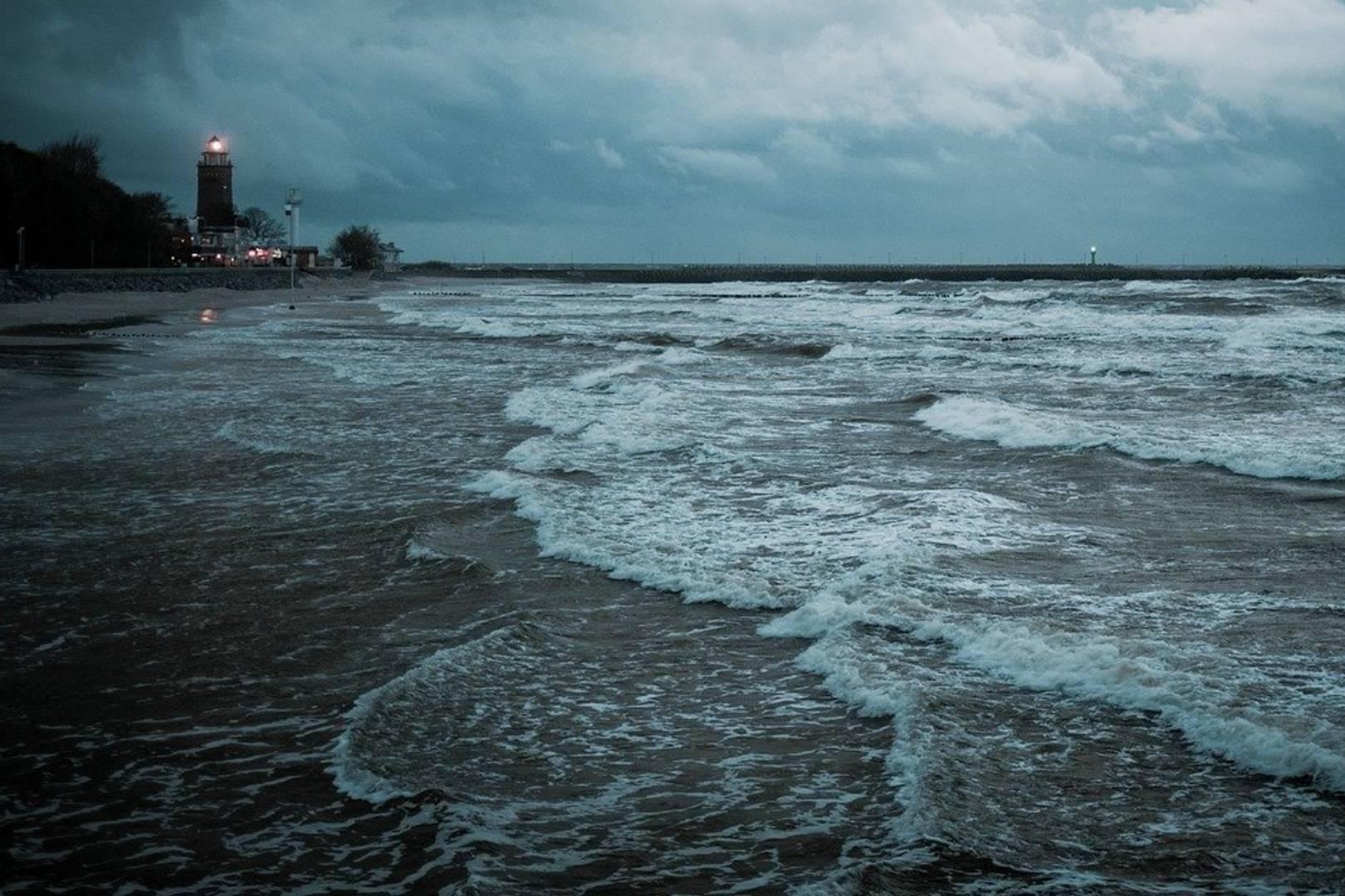 Nie żyje mężczyzna. Śmierć na plaży w Kołobrzegu