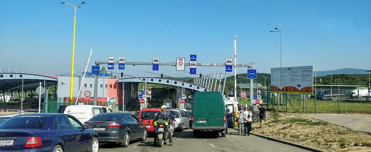 Granica w Europie. Duży chaos