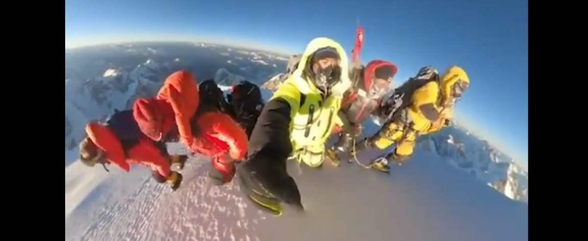 Zdobycie K2 zimą