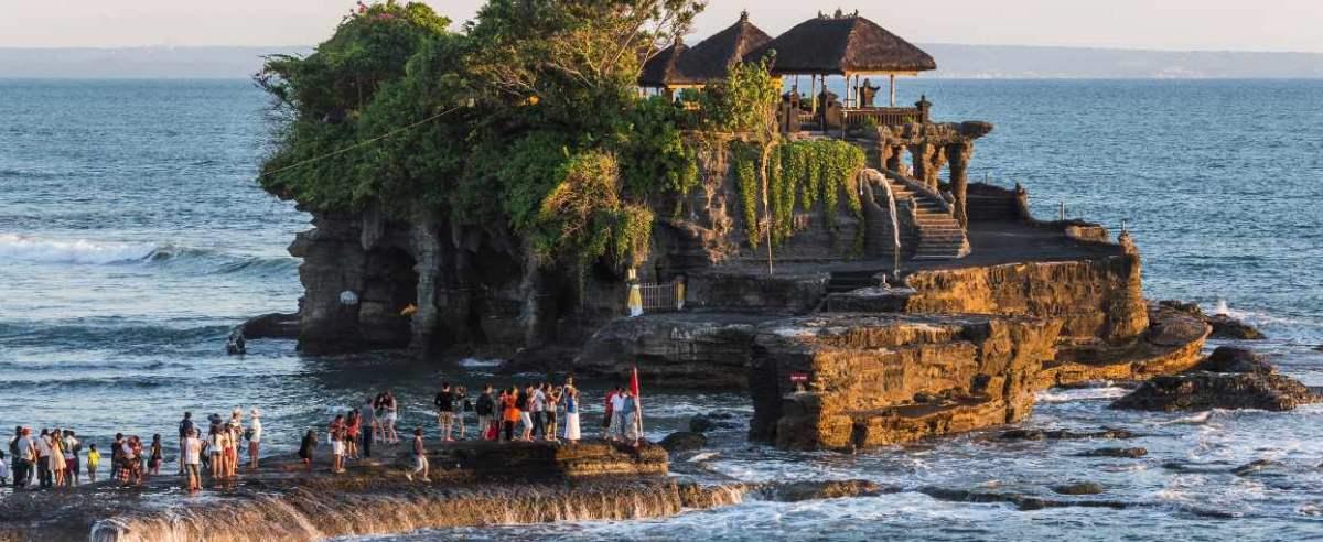 Bali modny kierunek