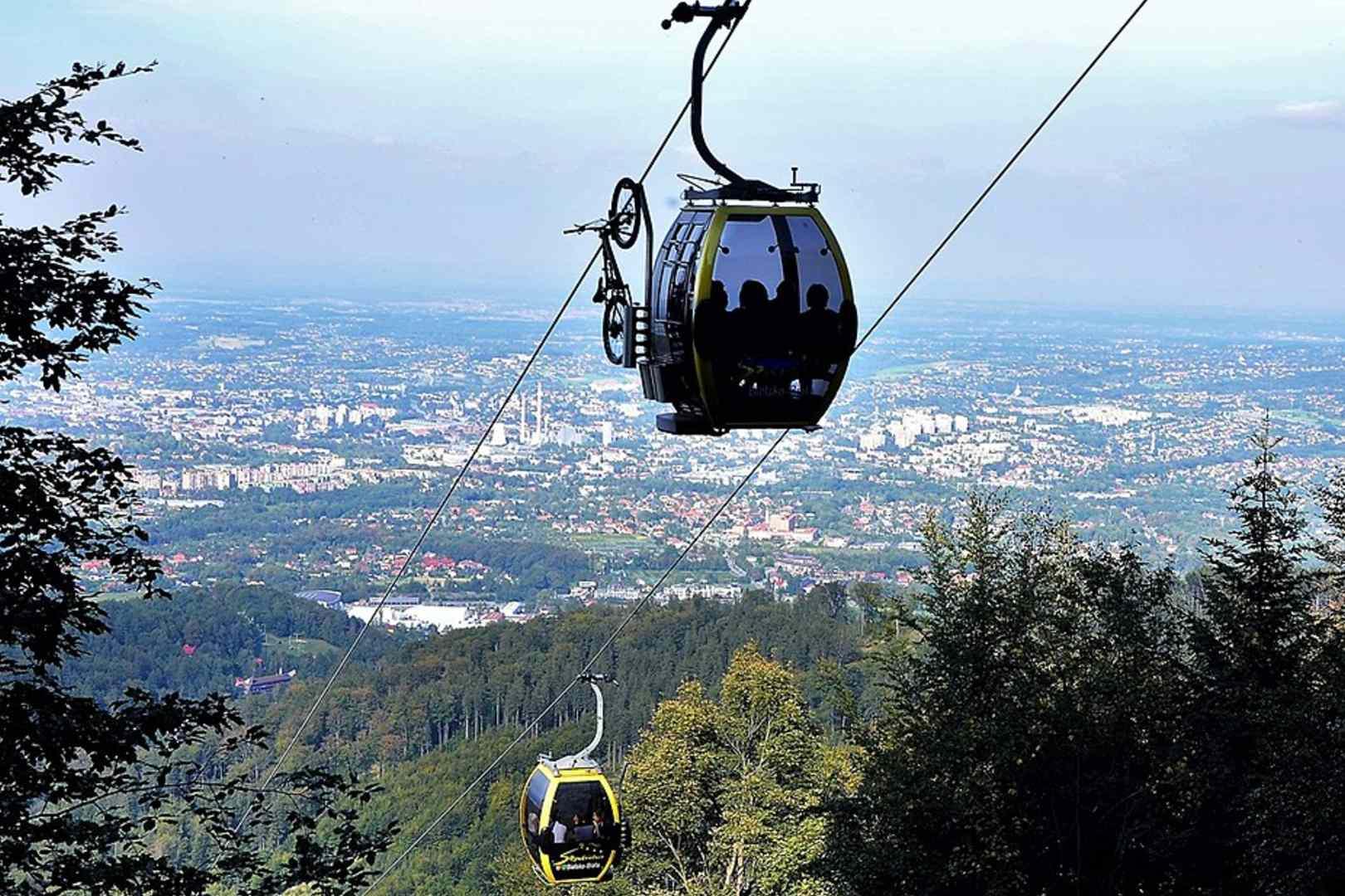Turyści będą mogli w maju skorzystać z kolejek linowych