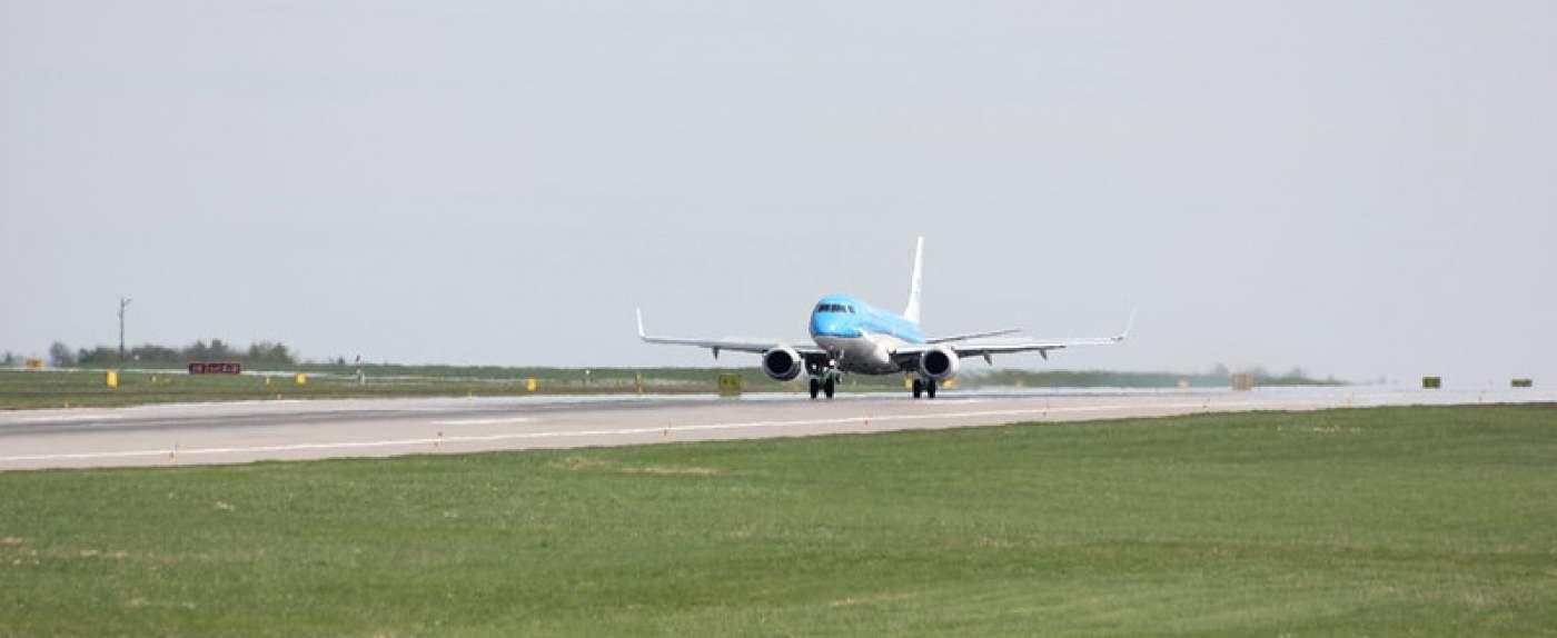 Loty do Amsterdamu już od jesieni.