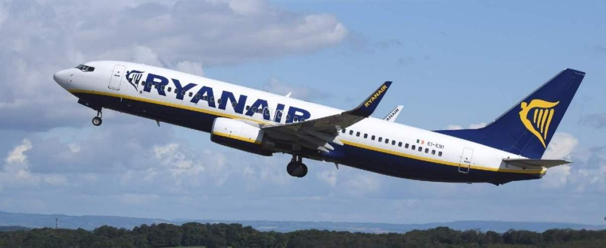 Ryanair znika z lotnisk