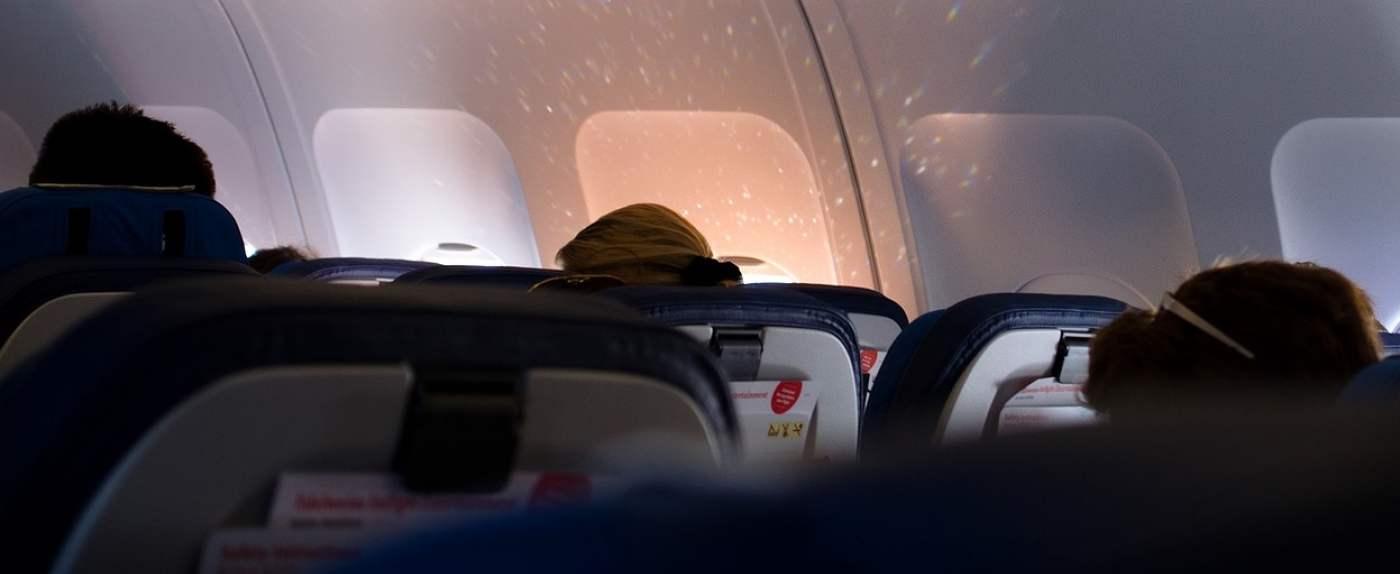 Koronawirus na pokładzie hiszpańskiego samolotu
